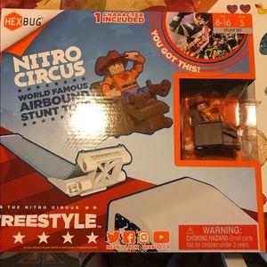 Other - Hex bug nitro circus